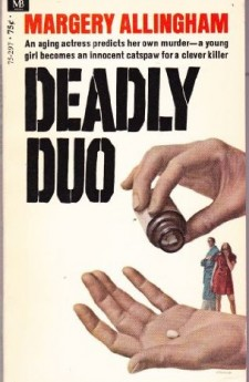 Margery Allingham - Deadly Duo1