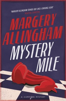Mystery Mile Margery Allingham