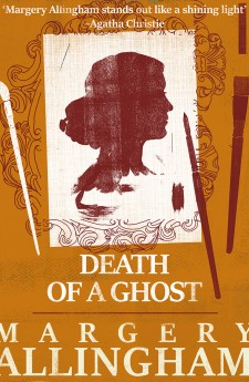 DEATH OF A GHOST margery allingham queen of crime