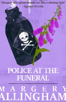 POLICE AT THE FUNERAL margery allingham queen of crime