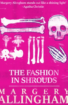 margery allingham queen of crime THE FASHION IN SHROUDS