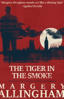 THE TIGER IN THE SMOKE margery allingham queen of crime