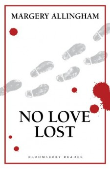 Margery Allingham - no love lost