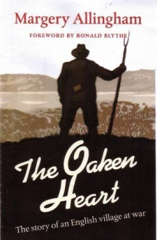 Margery Allingham - the oaken heart