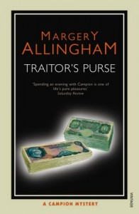 Margery Allingham - the traitor's purse