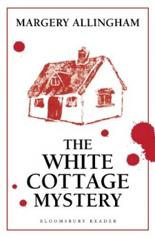 Margery Allingham - the white cottage mystery