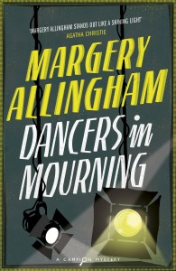 Dancers in the Mourning Margery Allingham