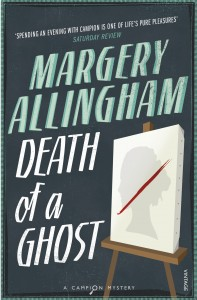 Margery Allingham Death of a Ghost