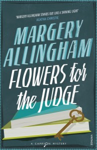 Flowers for the Judge Margery Allingham