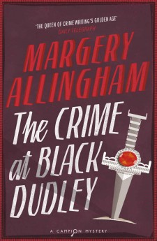 The Crime at Black Dudley margery allingham queen of crime