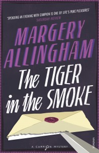 Margery Allingham The Tiger in the Smoke