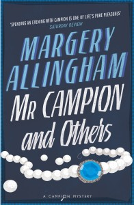 Margery Allingham Mr Campion and Others